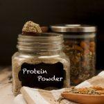 Vegan Homemade Protein Powder